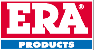 Logo for ERA Products - high security locks for the home and business