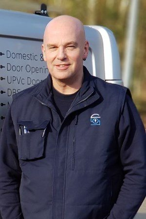 Steve Brown - Locksmith for Pick Me Locksmith Ltd Serving The West Midlands