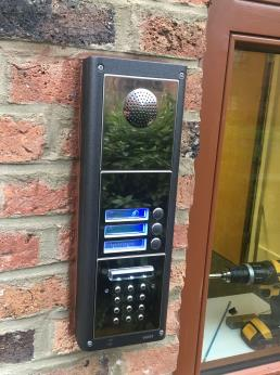 Access Control Systems Repair and Installation in Mansfield