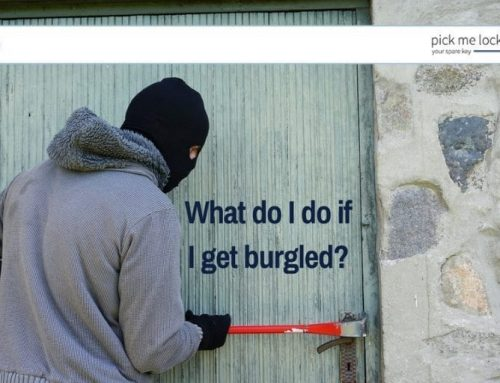 What Do I Do If I Get Burgled