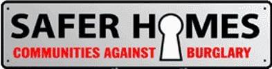 House Alarm Installers in Nottingham Safer Homes logo