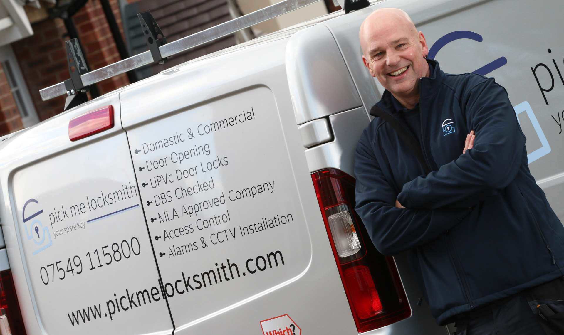 Locksmith Solihull - Steve Brown - UPVC - Access Control Systems - Alarms Fitter - CCTV Installer - Emergencies