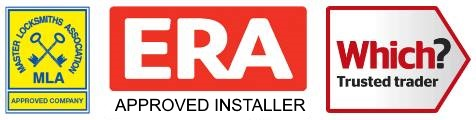 ERA Approved Partner - Which Trusted Trader - MLA Approved Locksmith Swadlincote