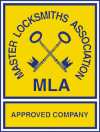 Logo for Master Locksmith Approved Locksmith Derby Locksmiths
