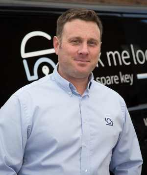 Mark Santi - Pick Me Locksmith Loughborough - Profile by Van