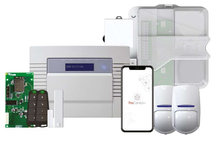 Pyronix Enforcer Home Security Alarm System - Lichfield Installer
