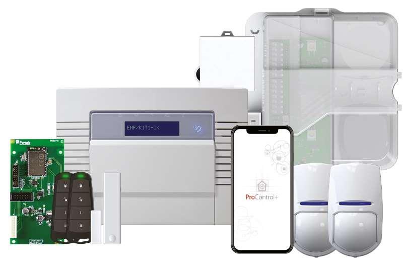 Pyronix Enforcer Home Security Alarm System - Swadlincote Installer