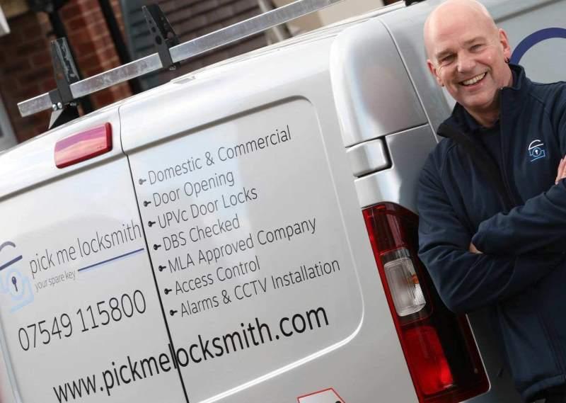 Steve Brown Emergency Locksmith in Hinckley