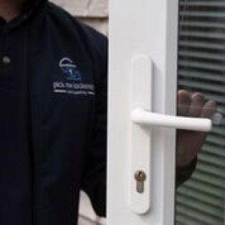 Alarm System Installed in a House to prevent burglary - sml